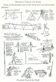 How to build your own bamboo raft here are some tips teambuilding when baden powell first conceived the idea of the boy scout part of the uniform that he designed included the hiking staff yes indeed he considered the fandeluxe Gallery