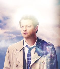 Castiel, Angel of The Lord  | Misha Collins