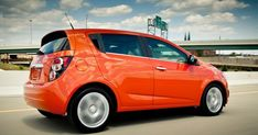 2013 Chevy Sonic Exterior Photos | Hatchback | Chevrolet | See more about Chevrolet, Cars and Colors.