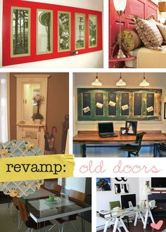 Revamp Old Doors