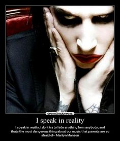 Marilyn Manson Quotes by @quotesgram