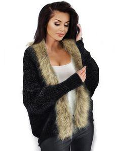 Women Gilet Waistcoat Lapel Fur Vest Coat Warm Outwear Double-breasted Cardigans Coats, Jackets & Vests Clothing, Shoes & Accessories
