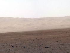 Another Mars picture by Curiosity. To be honestly, it looks like that Planet that Prometheus went to.