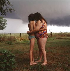 "© Alessandra Sanguinetti/Magnum Photos ""The Adventures of Guille and Belinda and The Enigmatic Meaning of Their Dreams"" ARGENTINA. The Necklace Magnum Photos, Alessandra Sanguinetti, Petra Collins, Black Clouds, Photographer Portfolio, Two Girls, You Are Beautiful, Beautiful Body, Adolescence"