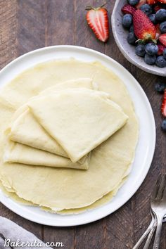 These Paleo Crepes c