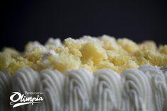 Torta Mimosa - Pasticceria Olimpia- Avezzano (Italy)