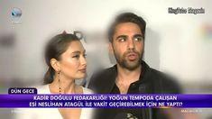 Kadir Doğulu ve Neslihan Atagül çifti Magazin D'ye konuştu / 18 Nisan 2018
