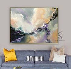 Original Large Abstract Oil Painting Large Wall Art Gold Painting Modern Art Original Painting Abstract Painting On Canvas by Julia Kotenko by JuliaKotenkoArt on Etsy