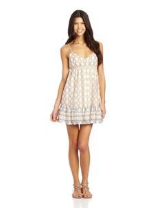 Amazon.com: Quiksilver Juniors Aztec Print Dress: Clothing