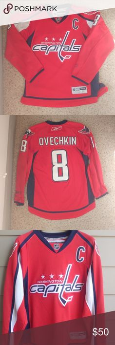 6d33da0fe Washington Capitals Alexander Ovechkin Jersey Washington Capitals Alexander  Ovechkin Branded Red Breakaway Player Jersey Size Men s