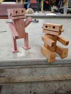Hey, I found this really awesome Etsy listing at https://www.etsy.com/listing/239400156/eco-friendly-reclaimed-scrap-wood-robot