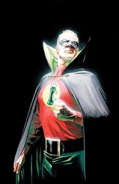 biggoonie: Alex Ross JSA cover gallery - Dc comics