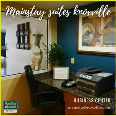 Among our amenities are a business center with fax and copy service and an Internet computer as well as a free breakfast, free wifi and guest laundry facilities. Visit our website:- mainstayknoxville.com OR Contact:- +1 (865) 247-0222 to get amazing services. #mainstay #hotel #motel #knoxville #suites #Tennessee #explore #magicalcity #stay #contactusnow📲 #book #booknow‼️ #business #businesscenter #welcome #followforfollowback