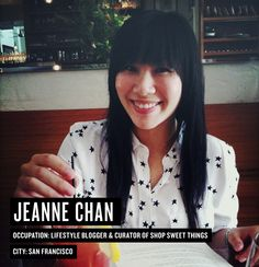 Pintastic People: Jeanne Chan | conundrum