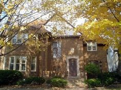 Pi Beta Phi, University of Minnesota. The chapter house was designed by the husband of an alumna.