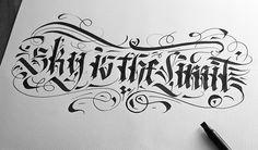 Typography Mania #235 | Abduzeedo Design Inspiration