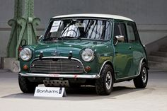1964 Austin-Mini CooperS Maintenance/restoration of old/vintage vehicles: the material for new cogs/casters/gears/pads could be cast polyamide which I (Cast polyamide) can produce. My contact: tatjana.alic@windowslive.com