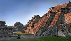 El Tajin, Pre-Hispanic City, Etat de Veracruz, municipalité de Papantla, Mexico.