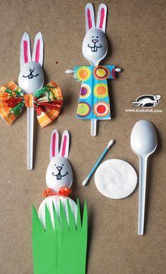 Coniglietti cucchiaini