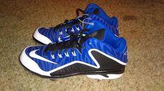 7ca215919 Nike Air Swingman MVP 2 Metal Baseball Cleats Sz 13 Ken Griffey Jr #Nike  Softball