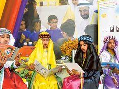 Surveys indicate UAE children reading more | GulfNews.com