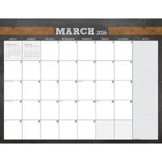 Desk Blotter Supply Pinterest Desk Blotter And Desks - Desk blotter calendar