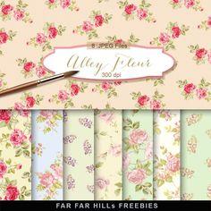 Frames floral em png para baixar