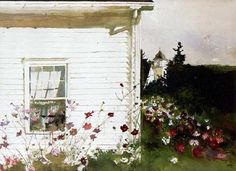 Love of art with Andrew Wyeth