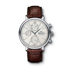 IWC Portofino Stainless Steel 42MM Watch