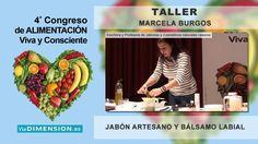 Taller de Jabones artesanos y Cosmética natural casera - Marcela Burgos ...