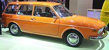 Volkswagen 412 - variant