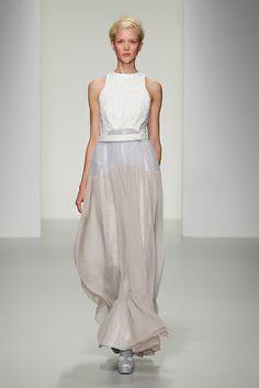 Bora Aksu spring summer 2014 London Fashion Week