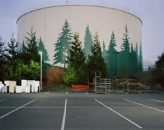 Anna Beeke, Parking Lot (near Everett, Washington) Photography Awards, Artistic Photography, Fine Art Photography, Night Aesthetic, Aesthetic Pics, School Of Visual Arts, Some Beautiful Pictures, Parking Lot, Photojournalism