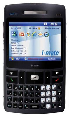 i-mate JAMA 201 Device Specifications | Handset Detection