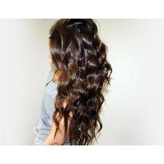 cuurls. i wish my hair was longer!
