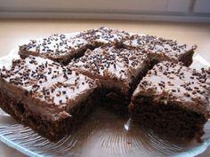 Suklaapiirakka - Toverusten Tortut - Vuodatus.net Sweet Recipes, Cake Recipes, Finnish Recipes, Cake Bars, Sweet Pastries, Sweet Pie, Sweet Tooth, Food And Drink, Favorite Recipes