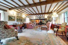A fantastic large living room...