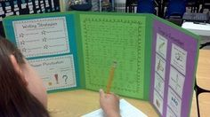 This writing tool acts as a word wall, an editing check list, and a great visual reminder of the 6 traits of writing. Best of all, because it has so much valuable information, it allows the kids to feel successful. They are able to correctly spell more words, use an impressive vocabulary, and edit their work, just like real authors.  Includes 8 resources in 1! $4