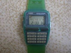 vintage casio dinozone dbc-63 calculator watch   eBay