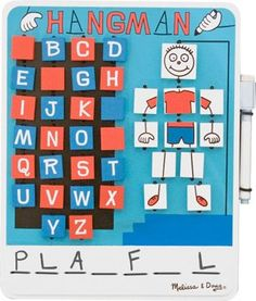 Pack magnetic and velcro board games to keep kids occupied and pieces together/easy to find!