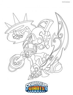 1000 images about inspirations on pinterest minecraft papercraft and minecraft blocks - Dessin de skylanders ...