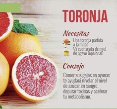 Bussines Ideas, Cocina Natural, Grapefruit, Smoothies, Projects To Try, Healthy Recipes, Chocolate, Food, Healthy Fruits
