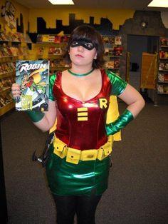 Women s Robin Costume - Thanks Laura!  costumes  halloween Halloween  Costumes 2014 57b629c24ca9
