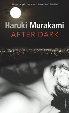 COVER ART After Dark by Murakami