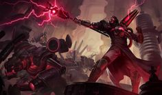 League of Legends item Creator Viktor at MOBAFire. League of Legends Premiere Strategy Build Guides and Tools. League Of Legends Characters, Lol League Of Legends, Character Concept, Concept Art, Character Design, Character Ideas, Character Inspiration, League Of Legends Personajes, League Of Legends