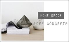 Home decor: idee concrete