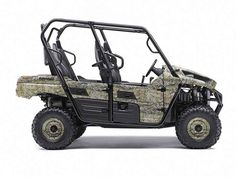 Used 2012 Kawasaki Teryx4 750 4x4 EPS Camo ATVs For Sale in Arizona. 2012 Kawasaki Teryx4 750 4x4 EPS Camo, 2012 Kawasaki Teryx4 750 FI 4x4 EPS A Strong 4-Passenger Side x Side with Convenient Power Steering <p> Engineered to provide a lifetime of fun for its passengers, the four-seat Teryx4 750 4x4 EPS side x side delivers the strength and quality to keep you and your passengers smiling all the way to your destination. The blue version of this tough off-road explorer includes premium body…