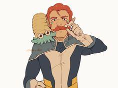 Voltron + pokemon