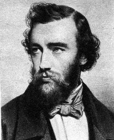 Belgian musical instrument designer Adolphe Sax, the inventor of the saxophone