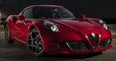 Updated Alfa Romeo 4C Reportedly Coming Next Year #Alfa_Romeo #Alfa_Romeo_4C